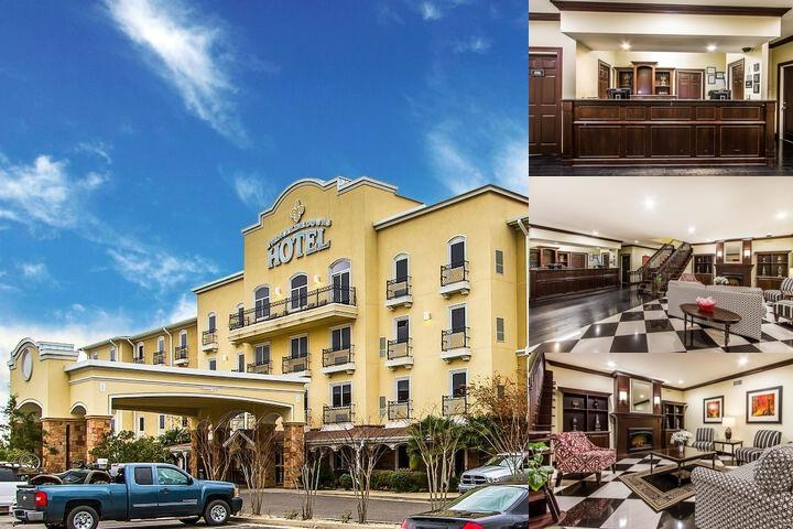 Evangeline Downs Hotel An Ascend Collection Hotel photo collage