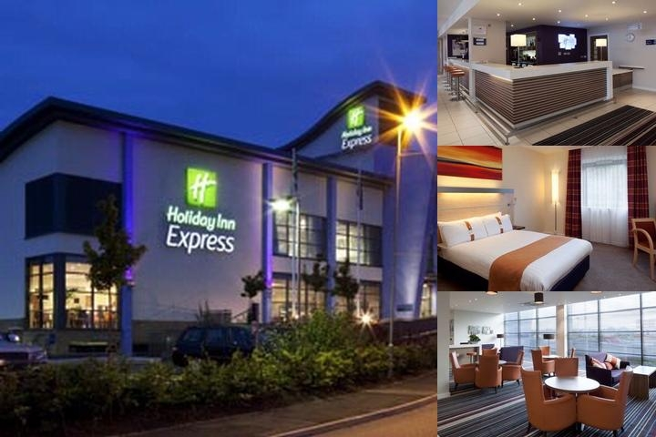Holiday Inn Express Walsall M6j10 photo collage