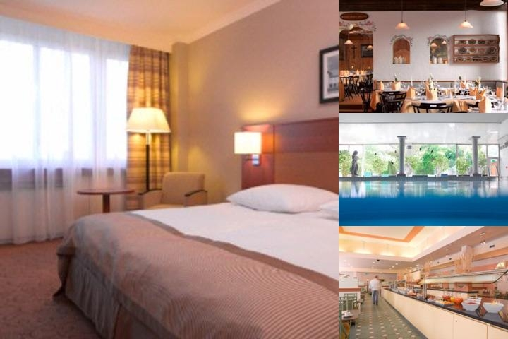 Holiday Inn Munich Schwabing photo collage