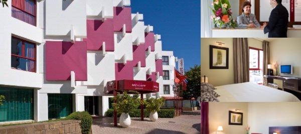 Mercure Rabat Sheherazade photo collage