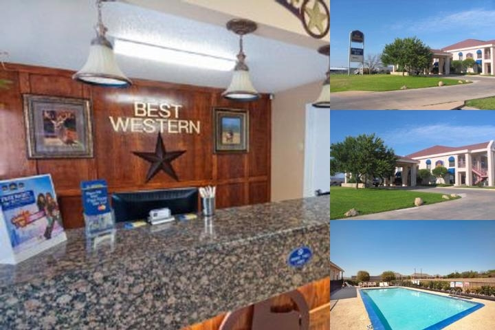 Best Western Brady Inn photo collage