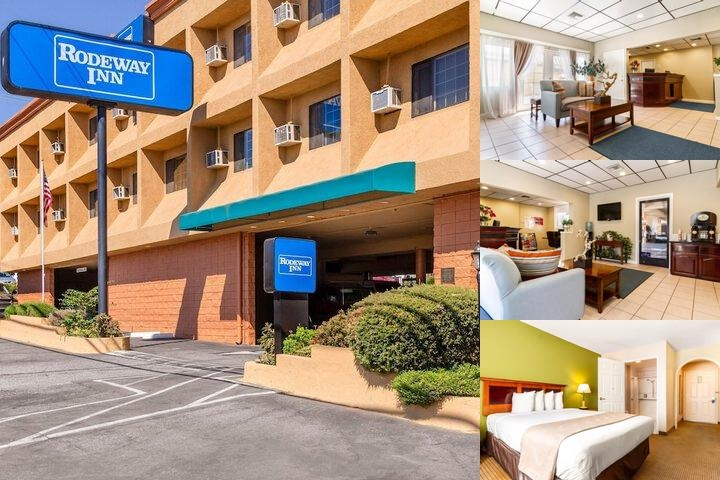 Quality Inn Auburn photo collage