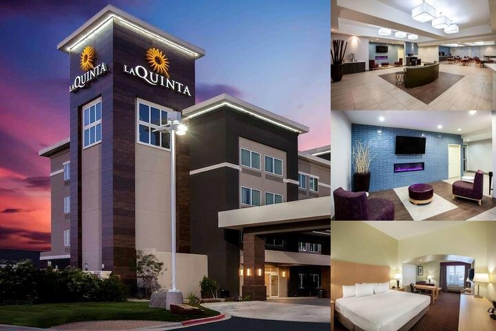 La Quinta Inn & Suites Odessa North photo collage