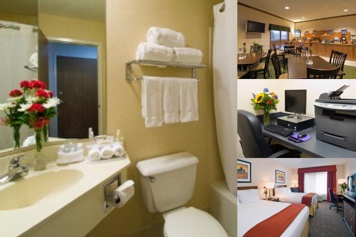 Holiday Inn Express Merrillville photo collage
