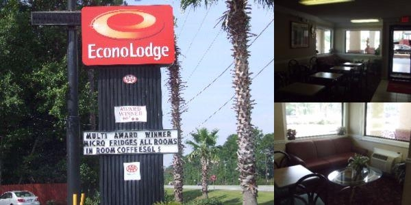 Econo Lodge Richmond Hill photo collage