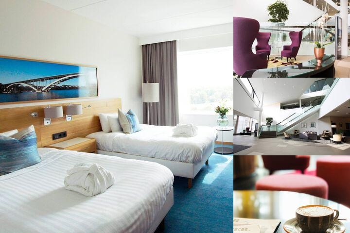 Courtyard by Marriott Stockholm Kungsholmen photo collage