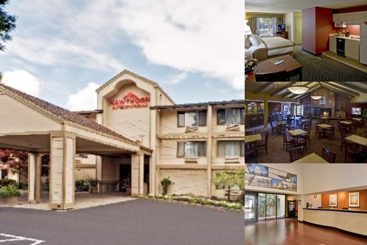 Hawthorn Suites by Wyndham Sacramento photo collage