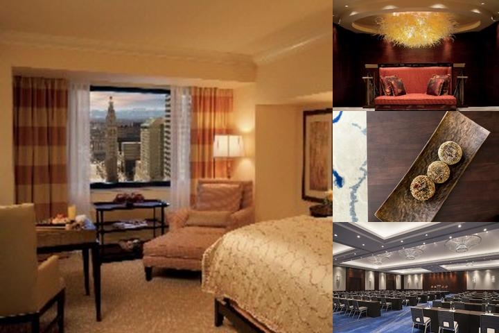 The Ritz Carlton Denver photo collage