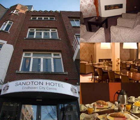 Sandton Hotel Eindhoven City Centre photo collage