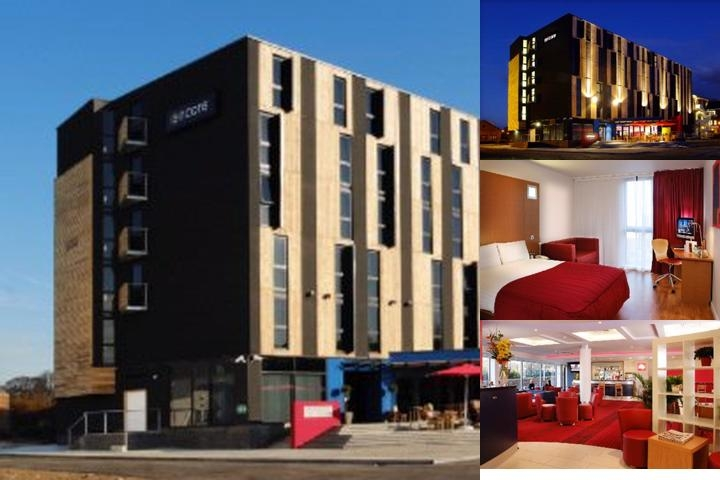 Ramada Encore Chatham photo collage
