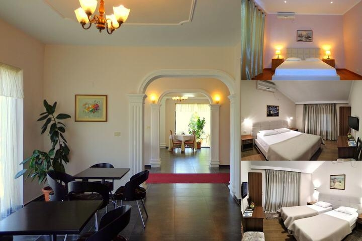 Viktoria Hotel photo collage