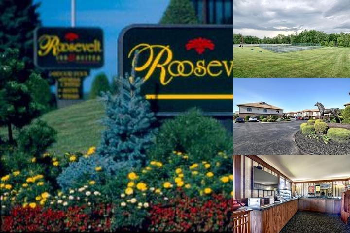 Roosevelt Inn & Suites photo collage
