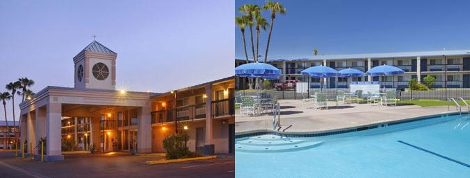 Howard Johnson Inn Yuma photo collage