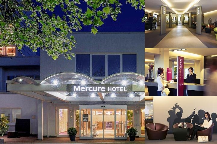 Mercure Bristol Stuttgart Sindelfingen photo collage