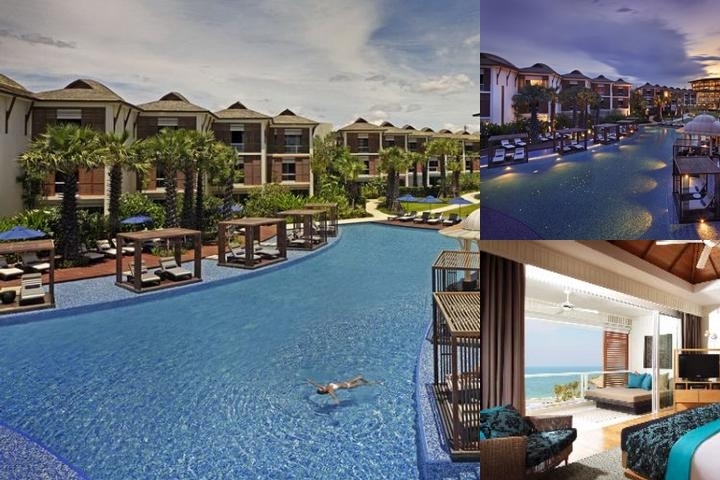 Intercontinental Hua Hin Resort photo collage