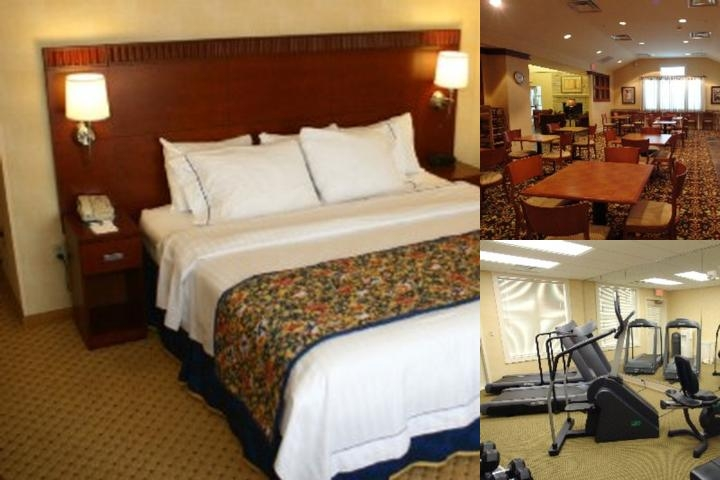 Courtyard by Marriott Houston West University photo collage