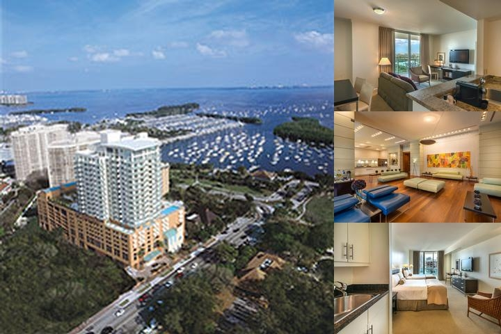 Sonesta Bayfront Hotel Coconut Grove photo collage