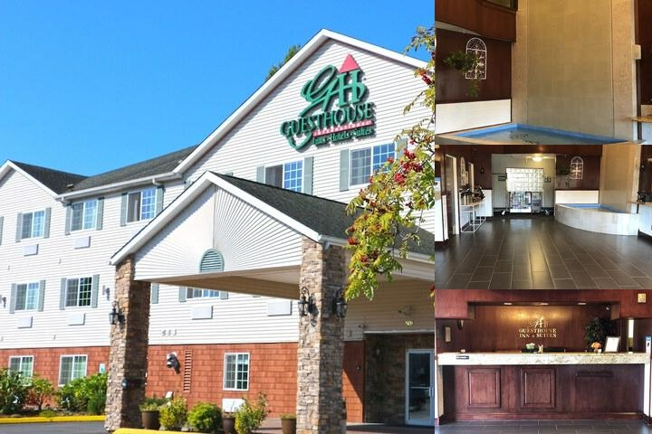 Guesthouse Inn & Suites Kelso photo collage