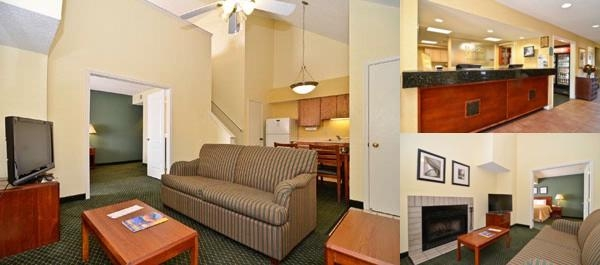 Mainstay Suites Bossier City photo collage