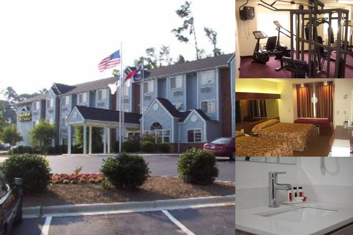 Microtel Inn & Suites Raleigh photo collage