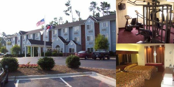 Microtel Inn & Suites by Wyndham Raleigh photo collage