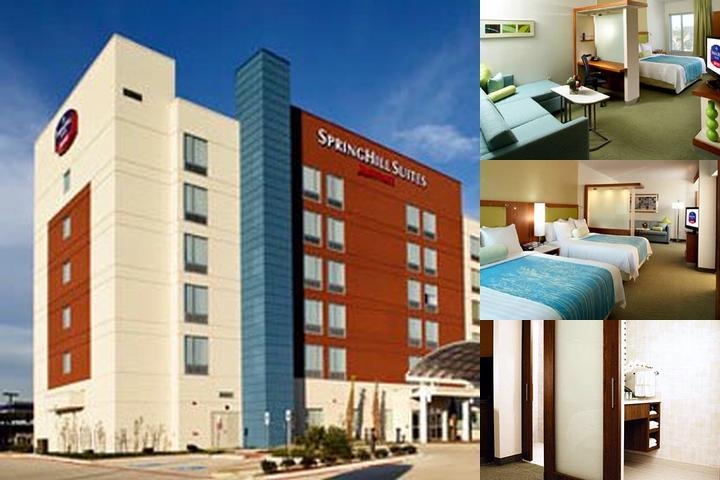 Springhill Suites by Marriott Houston Intercontine photo collage