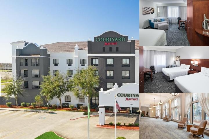 Courtyard by Marriott Houma photo collage