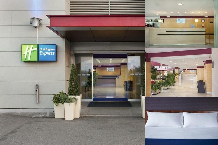 Holiday Inn Express Madrid Alcorc=n photo collage