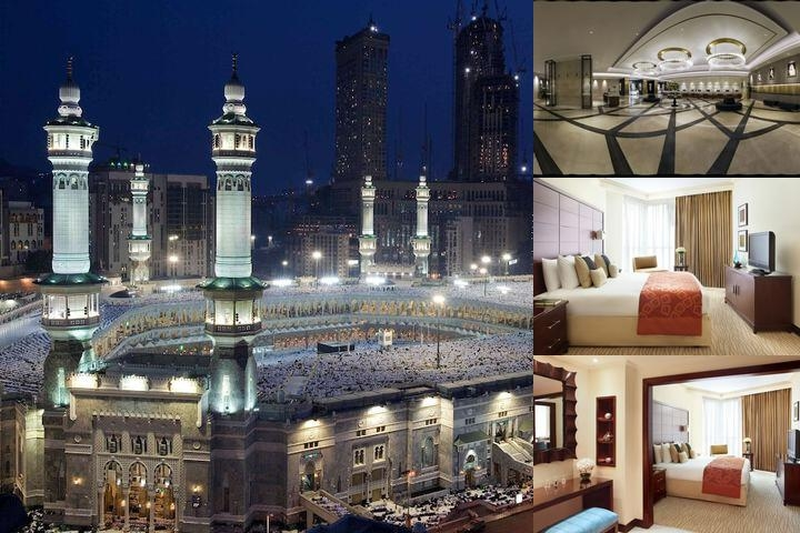 Mövenpick Hotel & Residences Hajar Tower Makkah photo collage