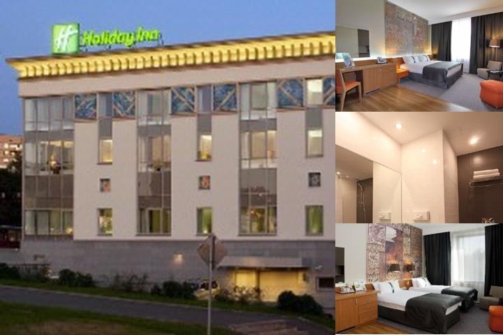 Holiday Inn Moscow Simonovsky photo collage