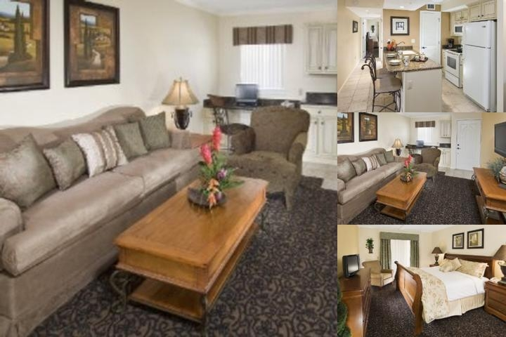 Toscana Suites photo collage