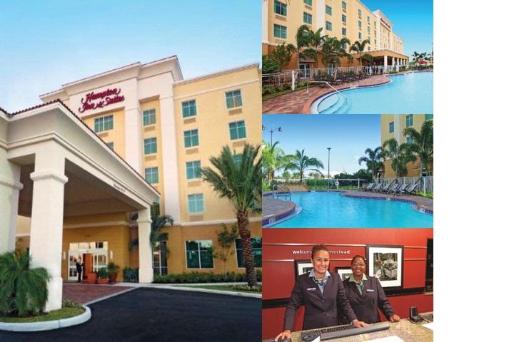 Hampton Inn & Suites Miami South / Homestead photo collage