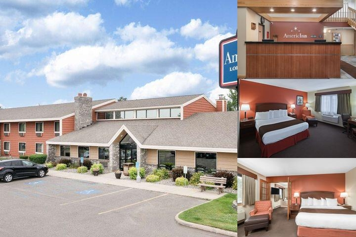 Americinn of Bemidji photo collage