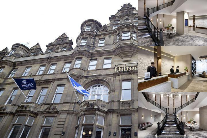 edinburgh carlton hotel: