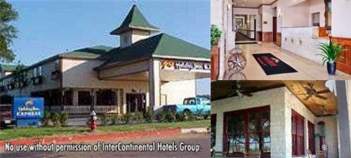 Texas Hill Country Hotel photo collage