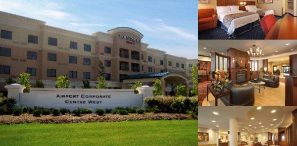 Courtyard Marriott Mississauga Airport Corp Cent photo collage