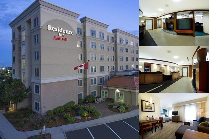Residence Inn Marriott Mississauga Air Corp Center photo collage