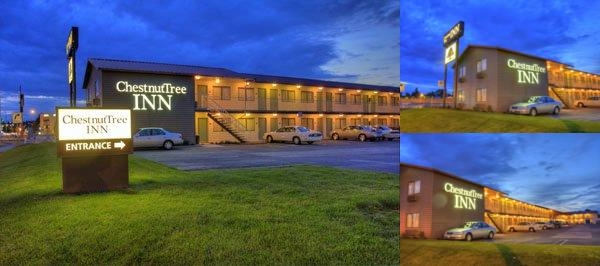 Chestnut Tree Inn photo collage