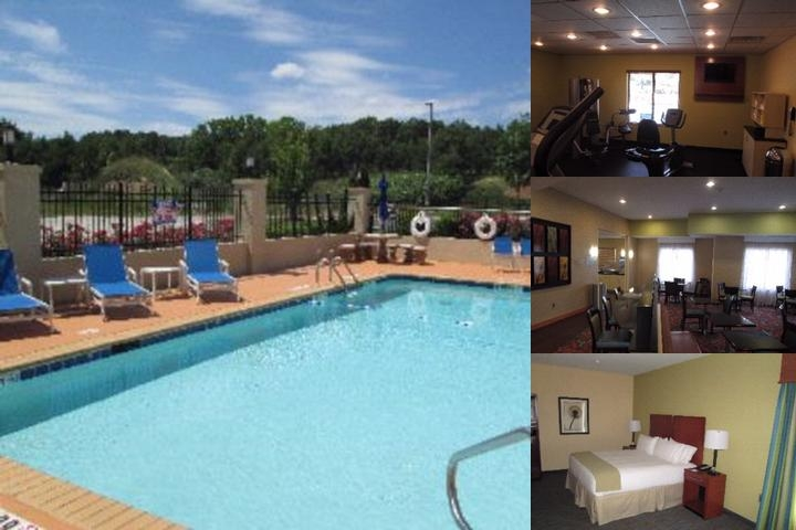 Holiday Inn Express & Suites Atlanta East Lithonia Outdoor Swimming Pool