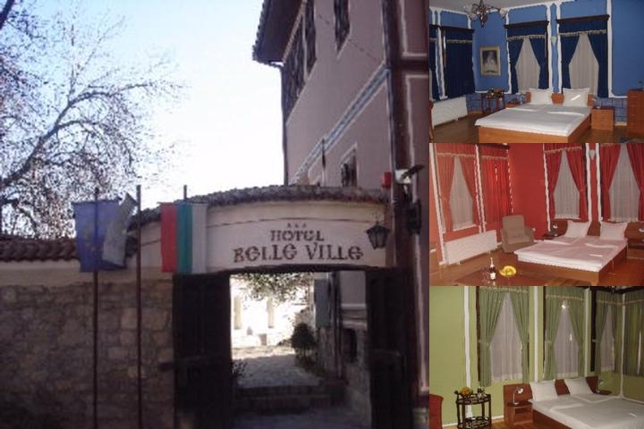 Belle Ville photo collage