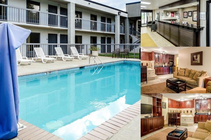 Quality Inn Pascagoula / Moss Point photo collage