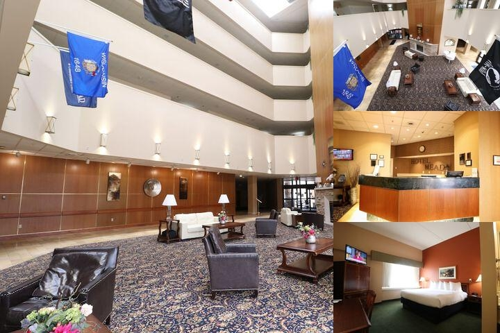 Hotel Mead & Conference Center photo collage