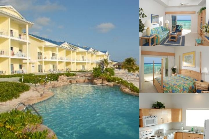 The Reef Resort photo collage