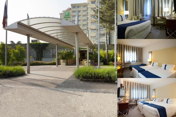 Holiday Inn Milan Assago photo collage