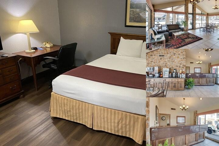 Best Western Chateau Ville Motor Inn photo collage