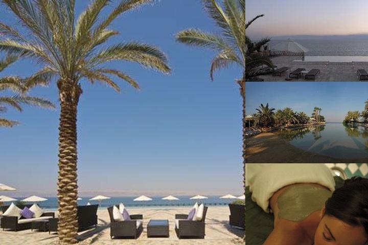 Mövenpick Resort & Spa Dead Sea photo collage