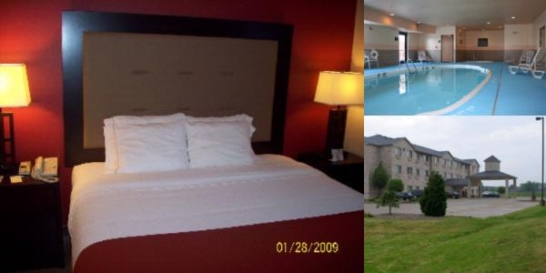 Holiday Inn Express Kendallville photo collage