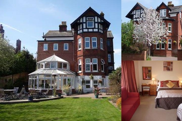 Rokeby Guest House photo collage