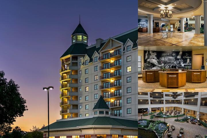 Renaissance Tulsa Hotel & Convention Center photo collage