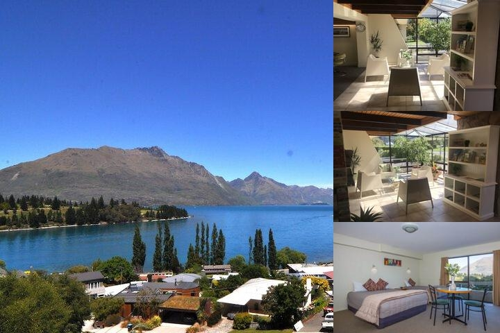 Earnslaw Lodge photo collage